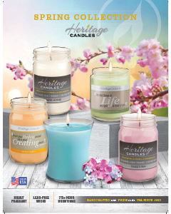 candles  for fundraising